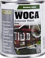 Woca Exterior Paint Rood